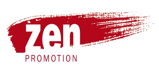 logo zen promotion