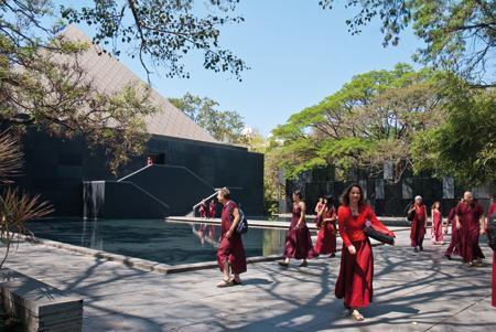 Osho Auditorium a Pune