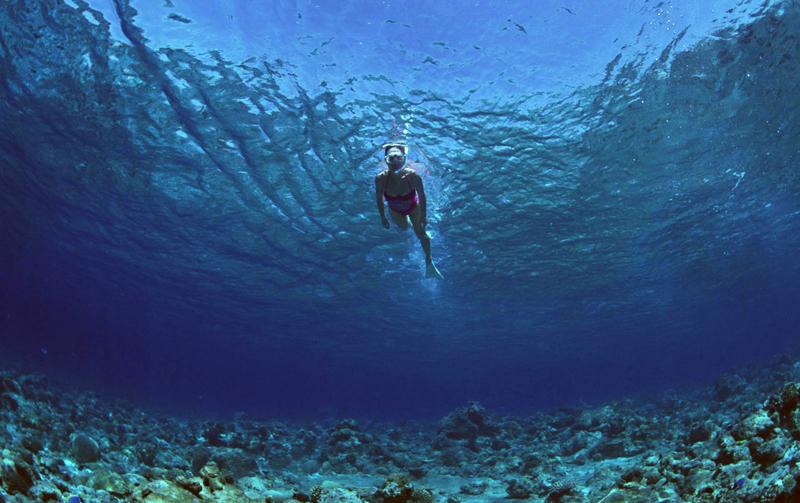Nuotare la largo