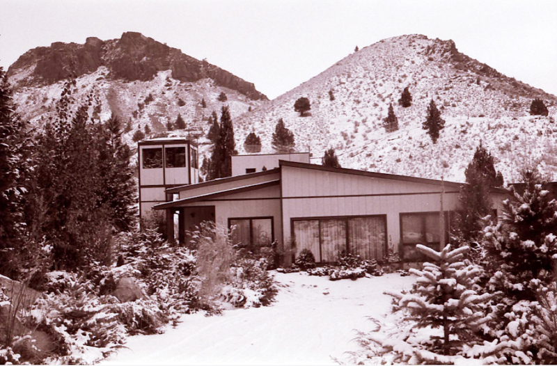 La casa di Osho al Ranch